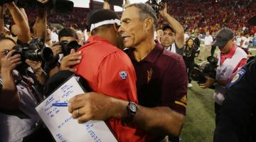 ASU HERM EDWARDS AND KEVIN SUMLIN
