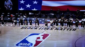 NBA taking a knee