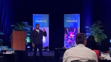 NFL Personal Finance Camp