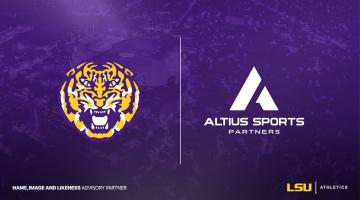 LSU Athletics Partners with All-Star Team of NIL Experts