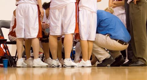 Sitting the bench the No. 1 issue between parents, coaches