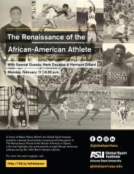 The Renaissance of the African American Athlete