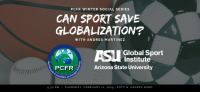 Can Sport Save Globalization?