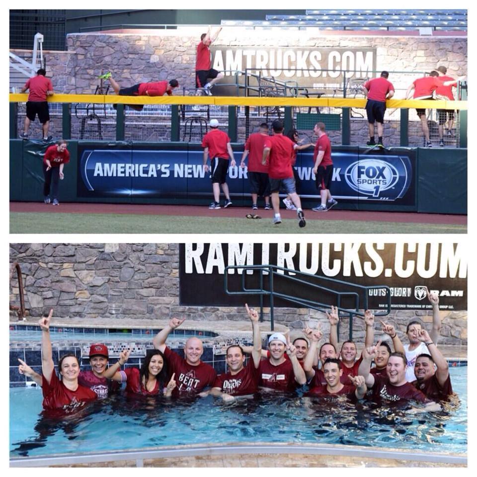 Arizona Diamondbacks Chase Field