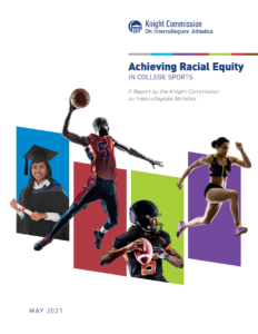 Knight Commission report on racial equity in college sports