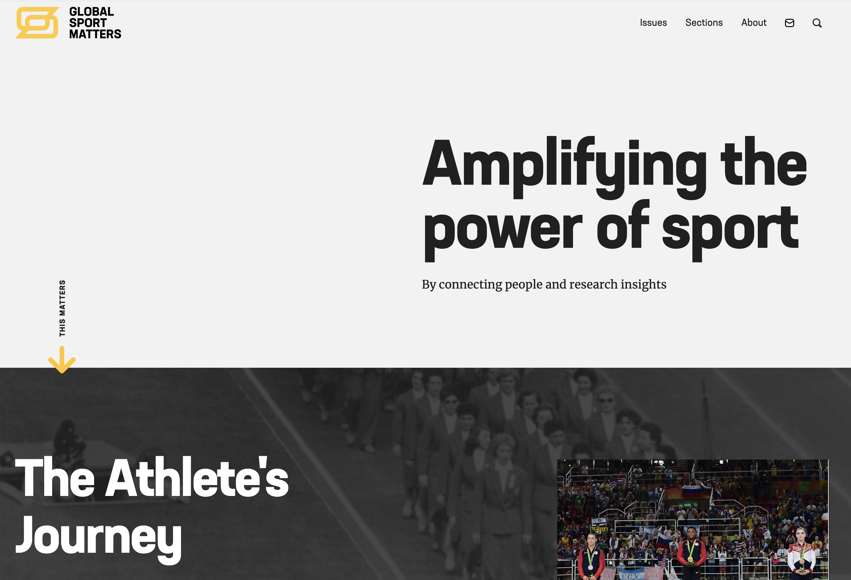Athlete's Journey