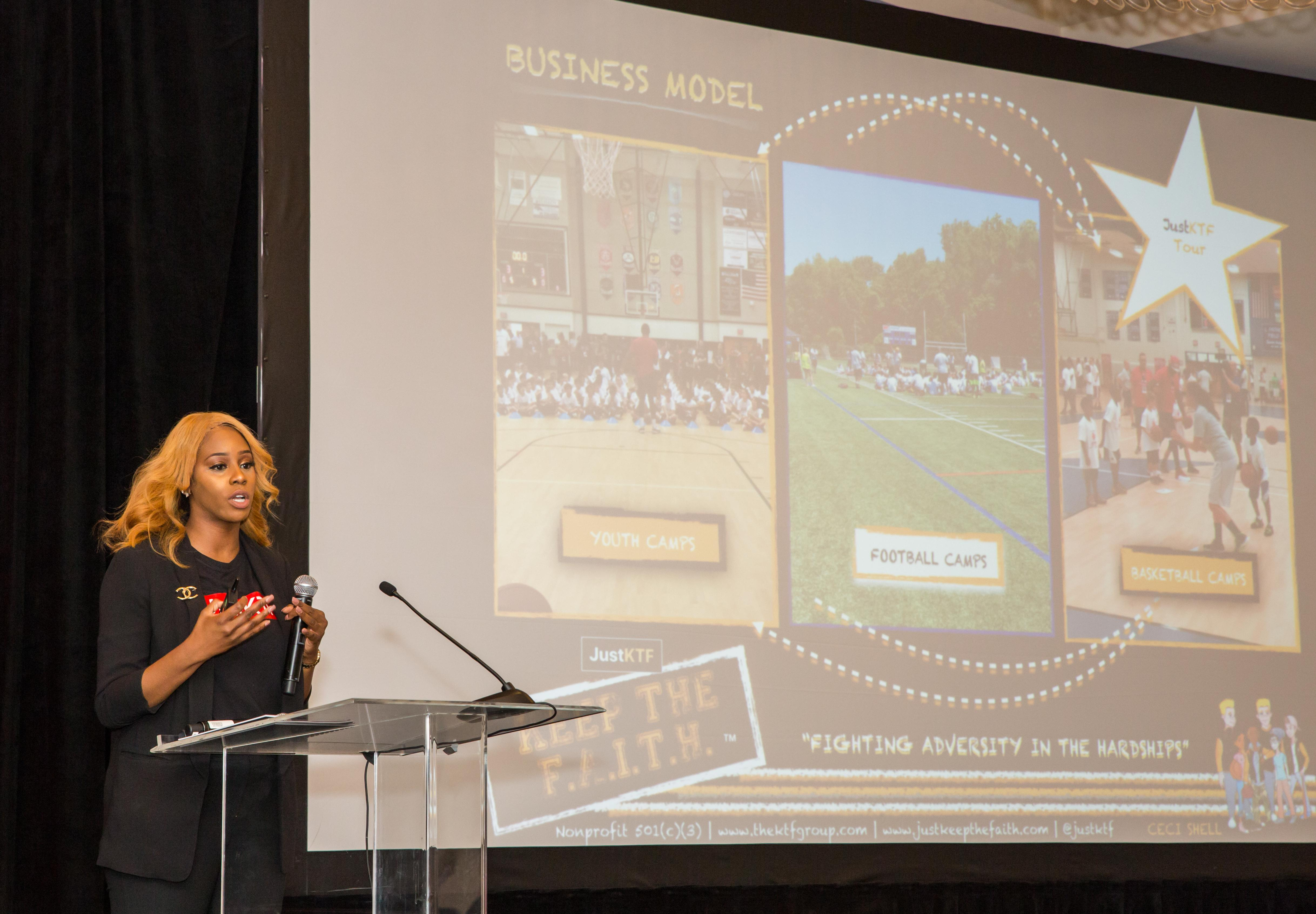 Global Sport Social Impact Challenge is a funding track within ASU's Venture Devils program.