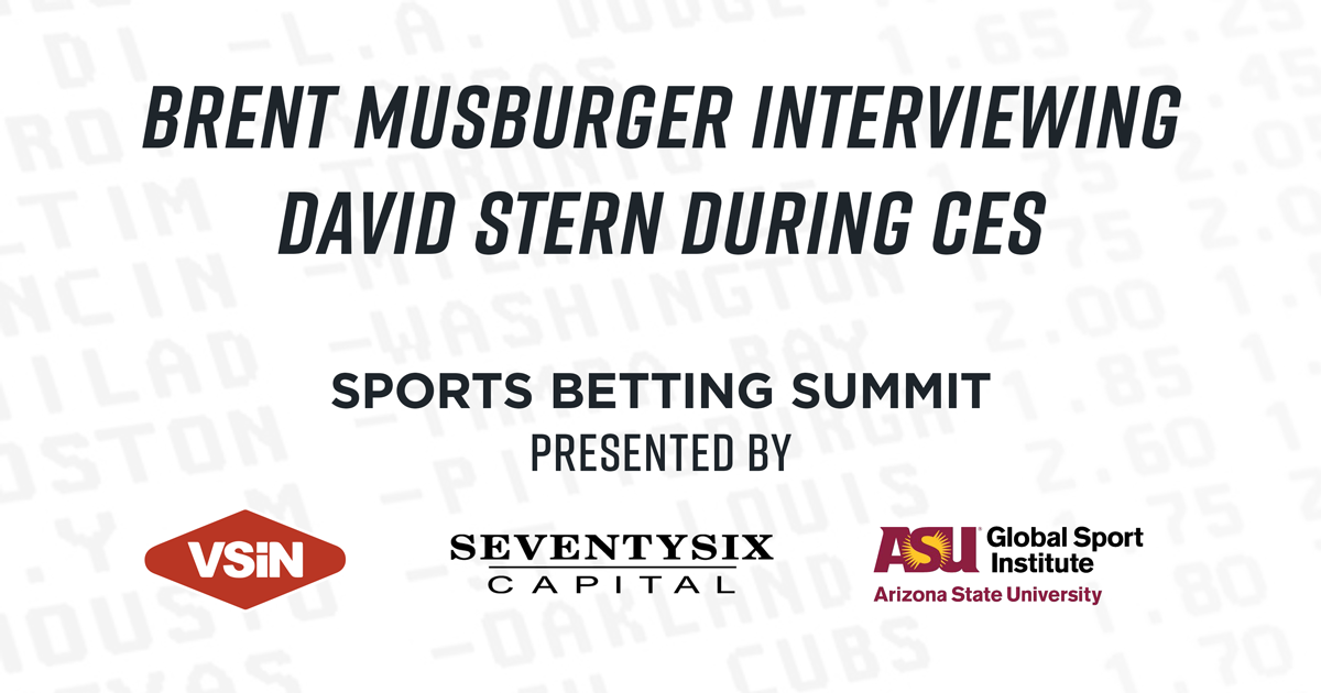 Sports Betting Summit at #CES2019